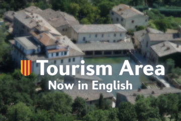Tourism Area in English